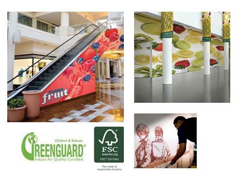 Hp PVC-free Wallpaper