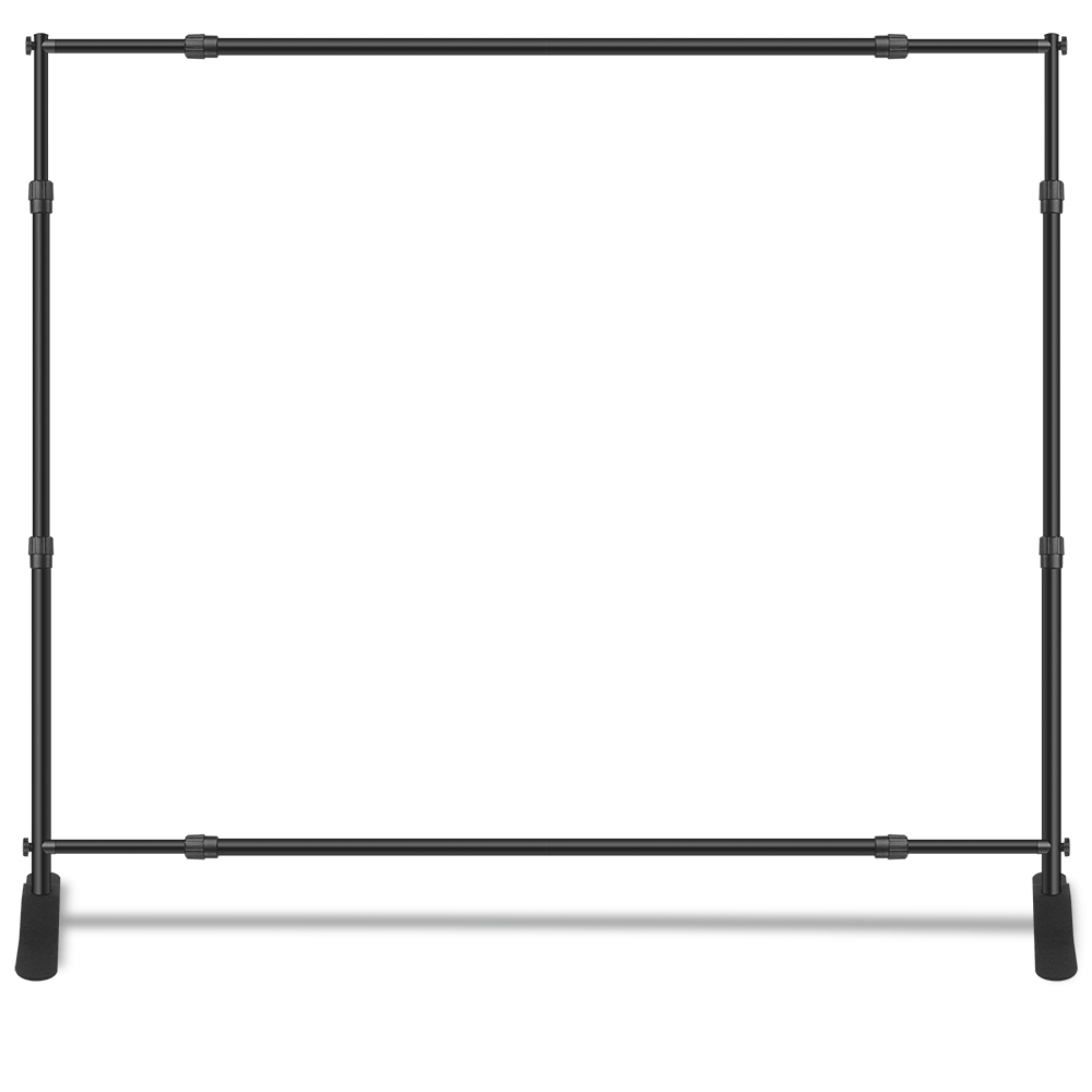 Step & Repeat Backdrop – Hardware Only