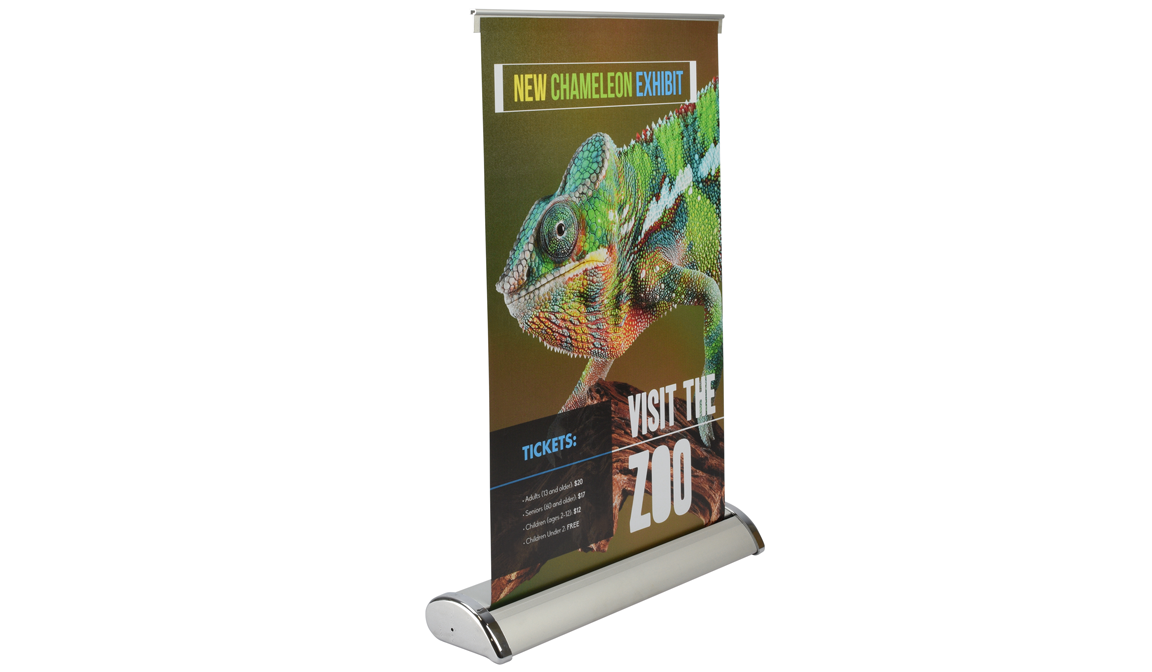 Table Top Banner Stand 11 5 Quot X17 5 Quot