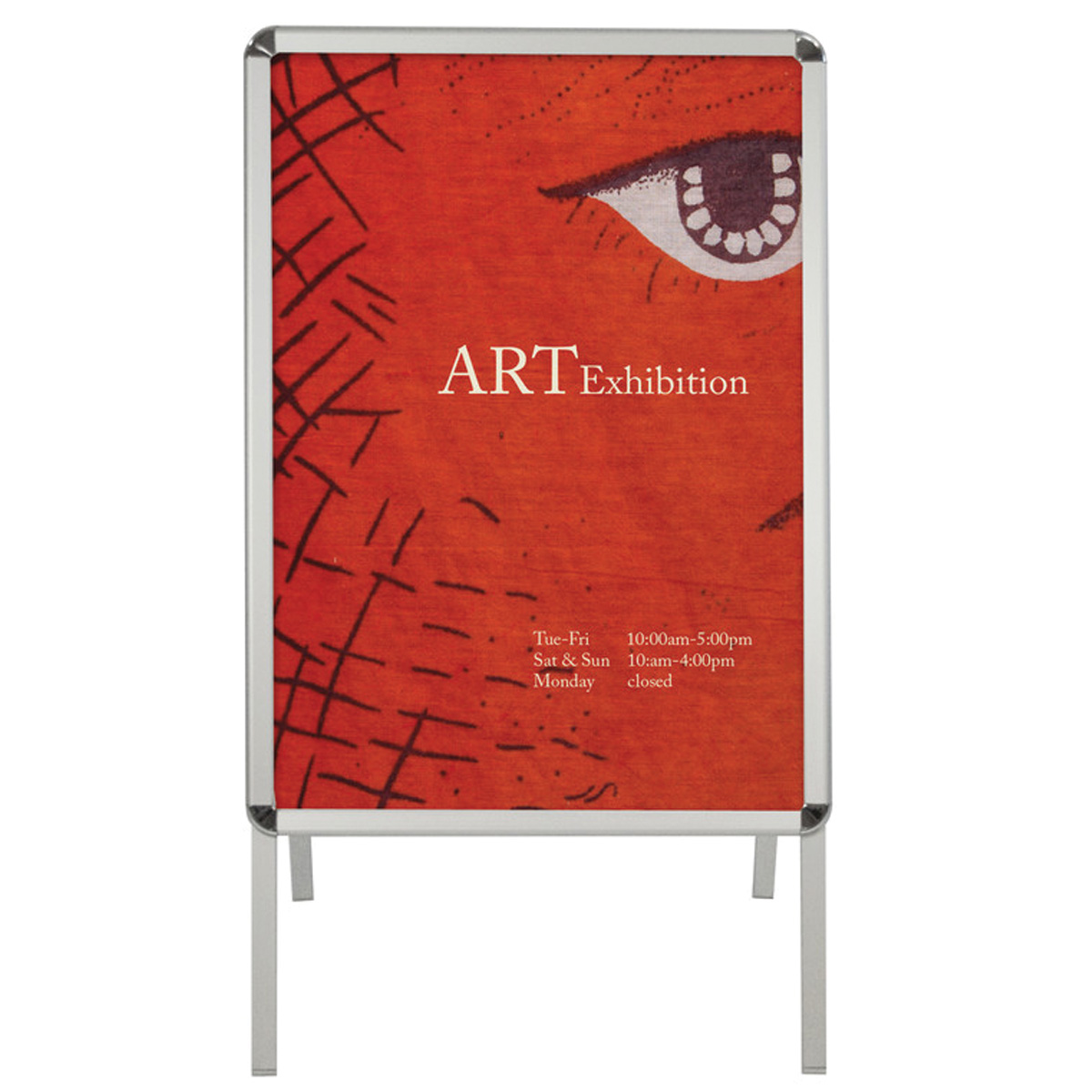 Aluminum Snap Frame Graphic Package
