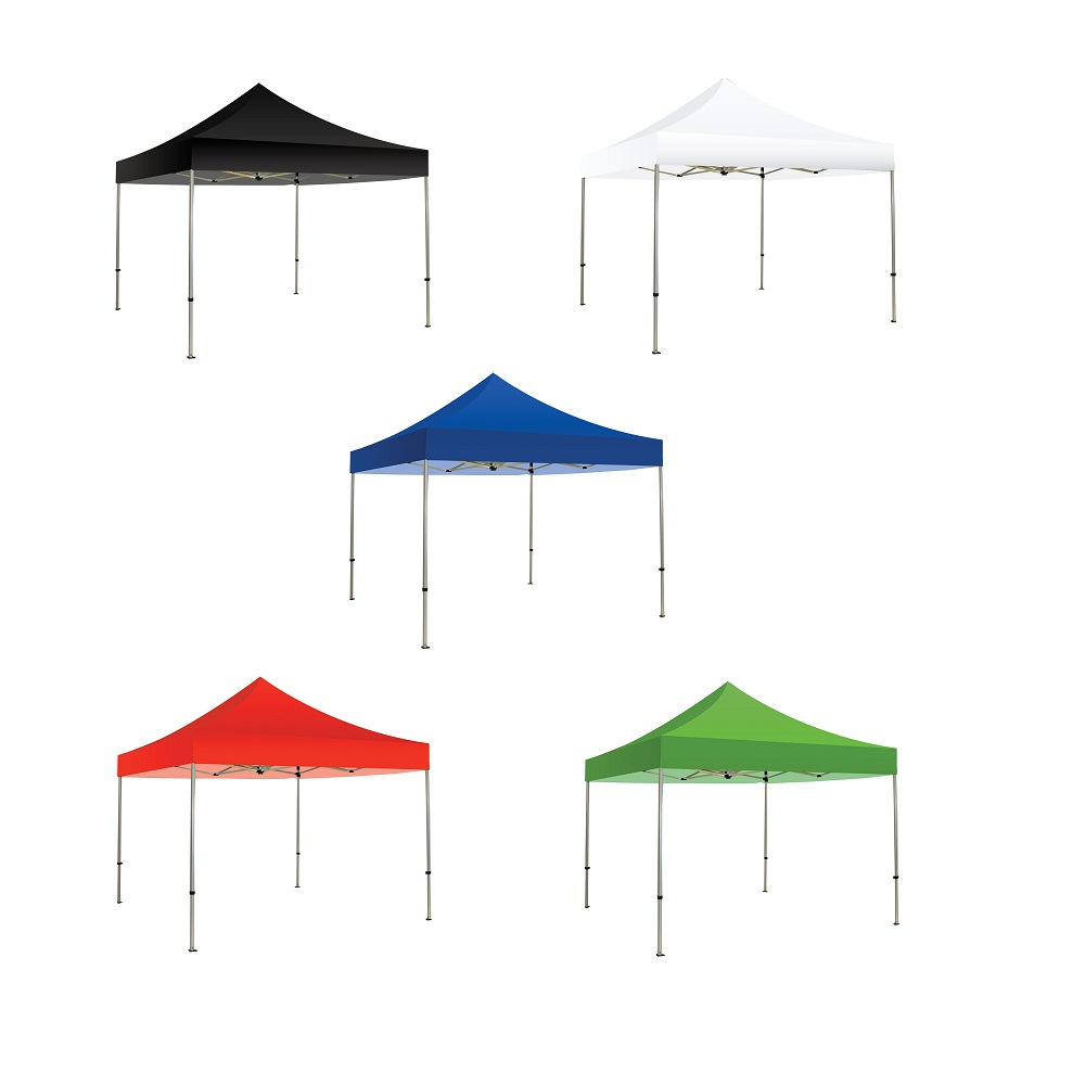 Description  sc 1 st  New York Banners & Casita Canopy Aluminum Tent 10 Ft. Stock Blank Package (Frame ...