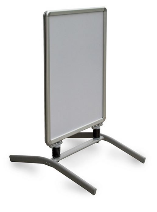 Spring Snap Frame Display Stand