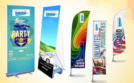 Looking for an Advertsing Outdoor Flag banner? Make the Right Choice !