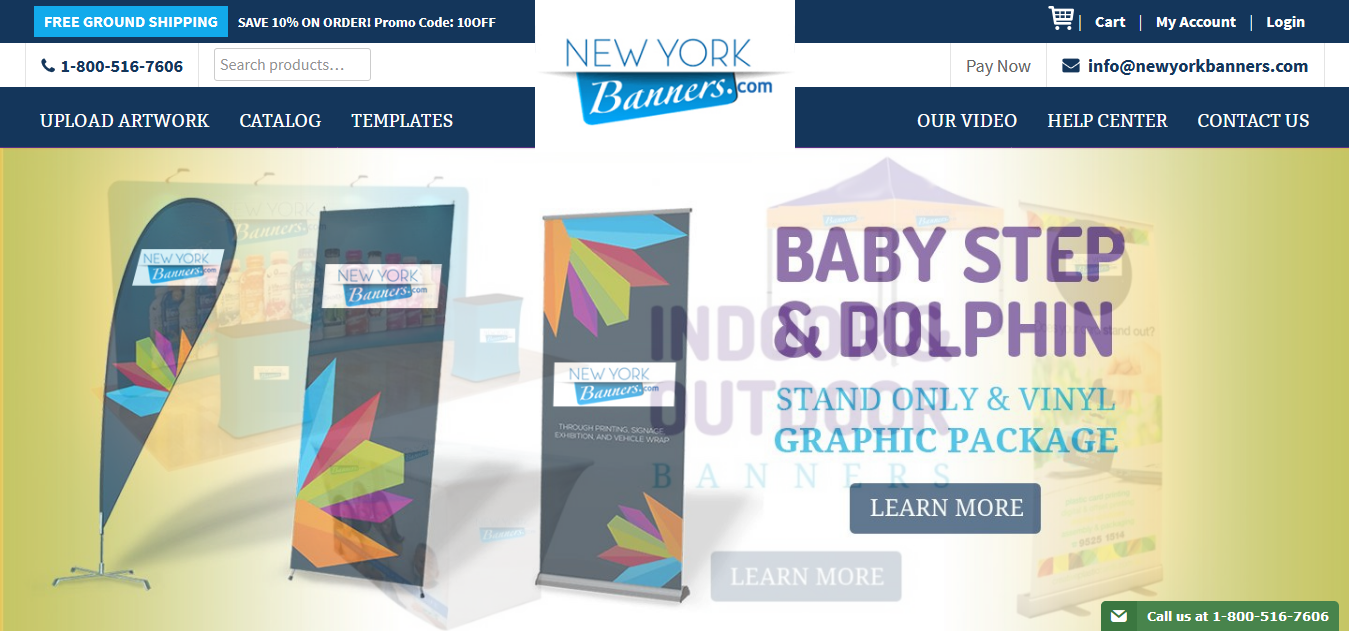 New York Banners: Same Day Banner Printing Services NYC